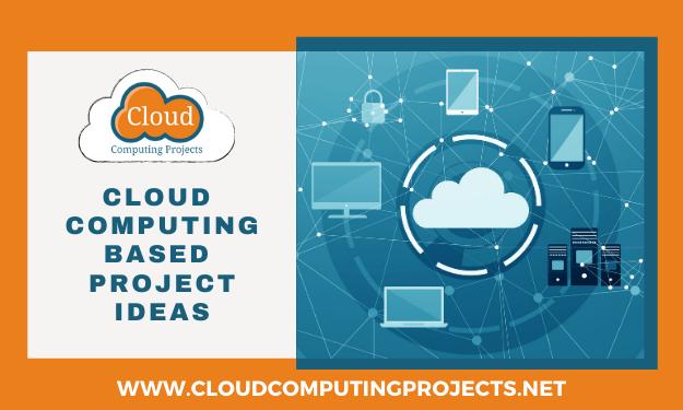 Innovative Cloud Computing based project ideas