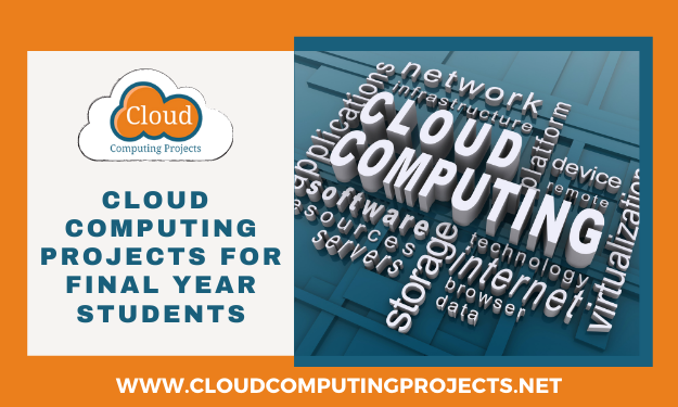 Implementing cloud computing projects for final year students